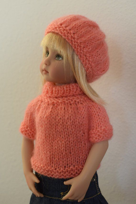 5. Sweaters & Hat - PDF Knitting Pattern for Dianna Effner ...