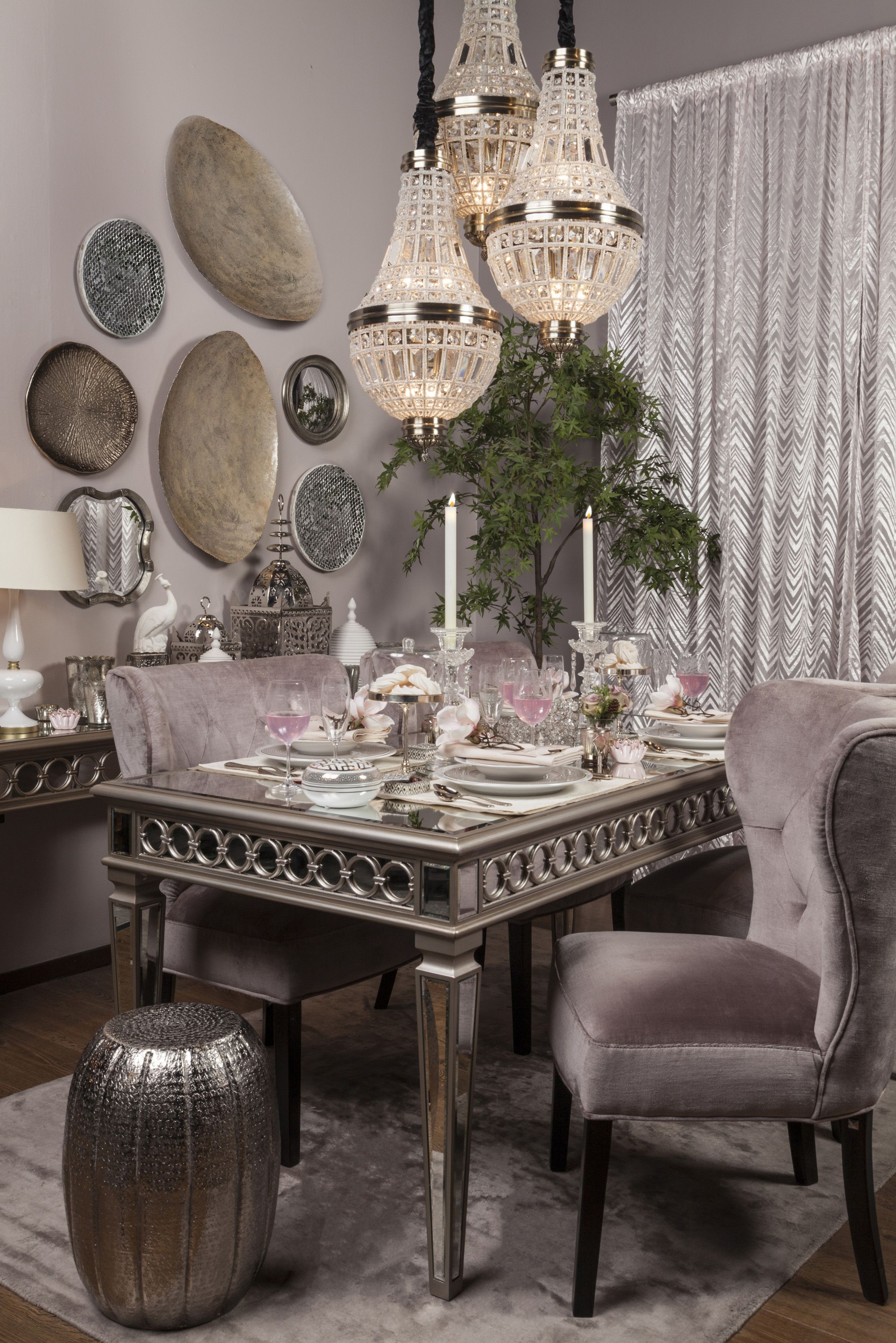 Dining Ramadan Set The Mood In Your Dining Room For A Girls