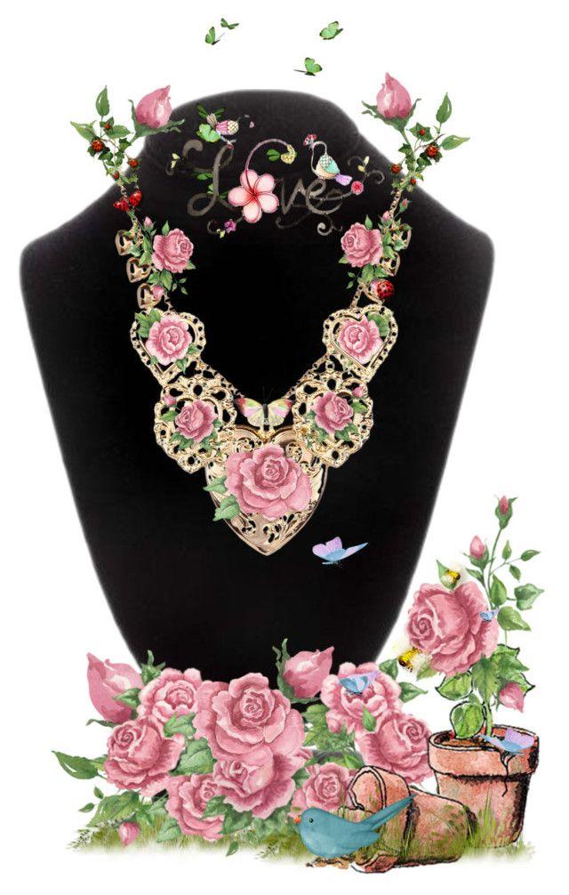 Jewelry Design Contest Polyvore