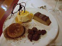 Las recetas de Karoleta y compañía: Cena maridaje en Restaurante Castillo