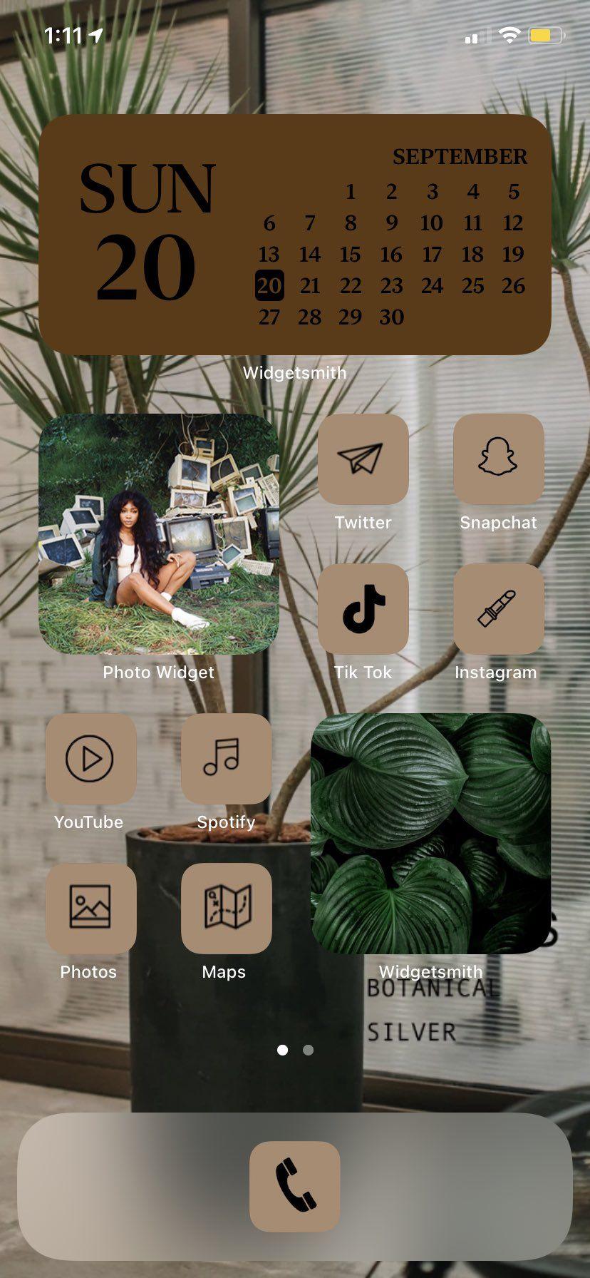 Mckenzie ⚘ ⚘ on Twitter in 2020 Homescreen iphone