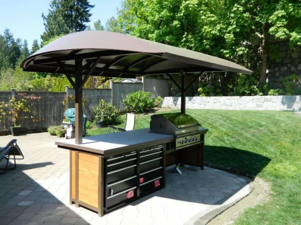Ideas Of Outdoor Kitchen Roof Outdoor Kitchen Design Outdoor Kitchen Outdoor