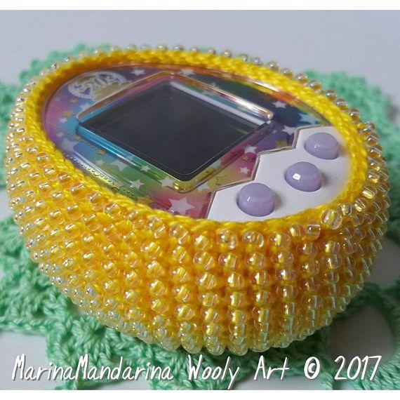 Hey, I found this really awesome Etsy listing at https://www.etsy.com/uk/listing/531904437/tamagotchi-mx-mix-4u-idl-ps-case-crochet