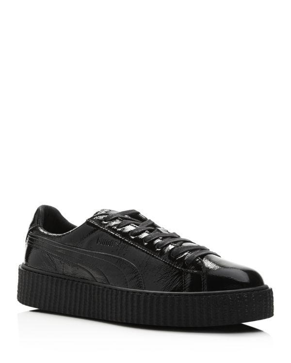 Sneakers Cracked Rihanna X Ugly Leather Men's Puma Fenty Creeper 0W7xAUOSUn
