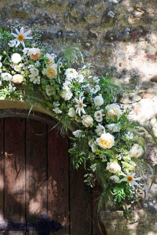 Florido port n de madera portales fachadas y recovecos - Portales de madera ...