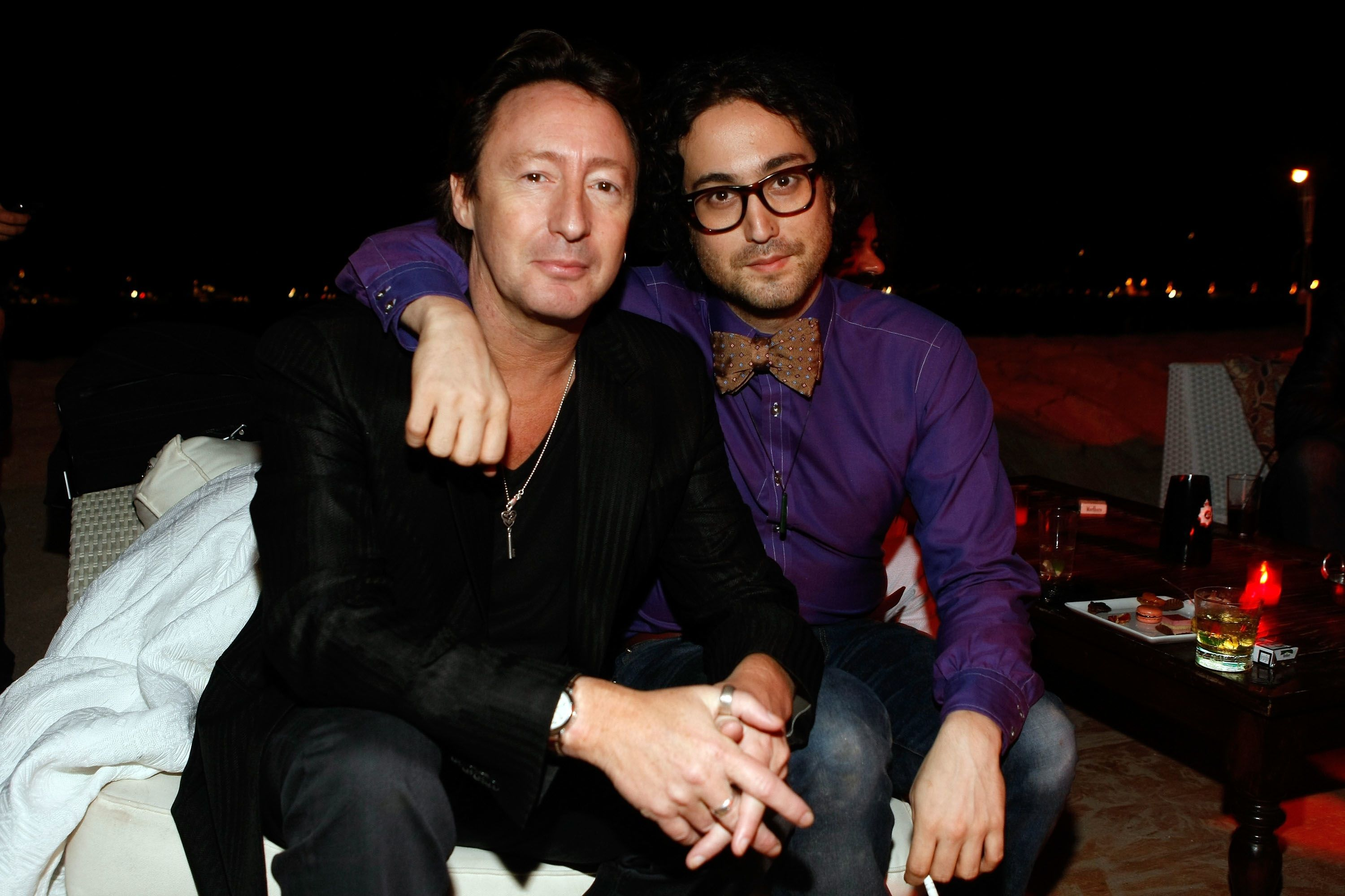 Julian Lennon and Sean Lennon | Julian Lennon | Pinterest ...