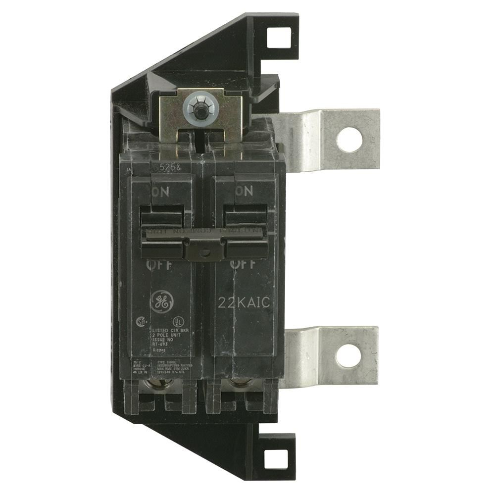 Ge Powermark Gold 125 Amp 4 In  Duplex Single