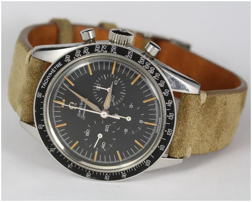 2e2ad4f59c4 Vintage Omega Speedmaster chronograph 2998 cal 321