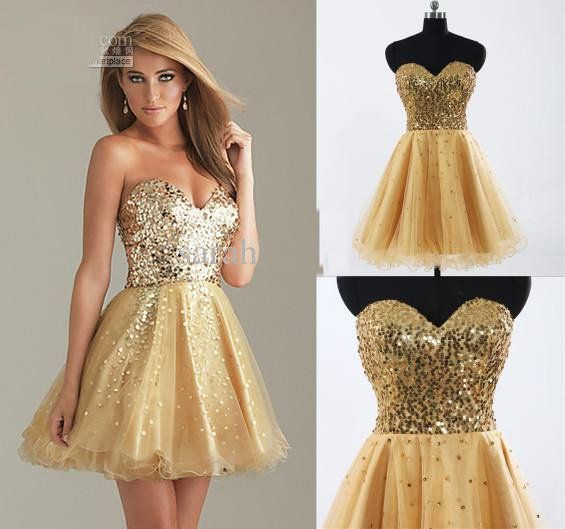 prom/homecoming dress | ... -Sequin-Cocktail-Mini-Short-Prom ...