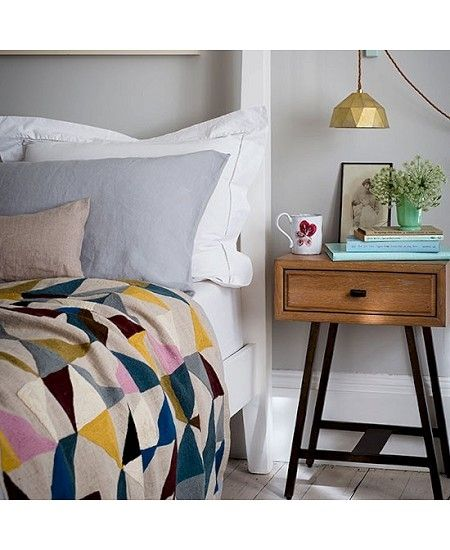 Pinspiration: Bedside Table Decor Ideas That Will Keep You