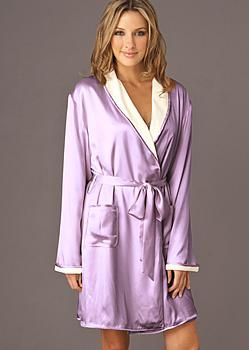 luxury reversible silk terry spa robe  cbab0726e
