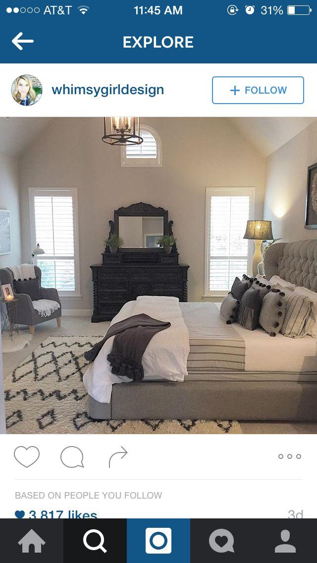 Bedroom goals | Bedroom goals, Bedroom, Home