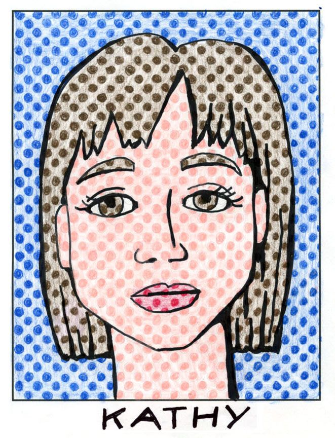 Lichtenstein Style Portraits | Pinterest | Template, Portraits and ...