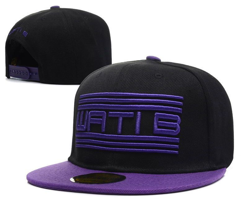Watib snapback caps only $5.9 ,of high quality and free fast shipping,the highest discount is 16%!!,site: www.capfactory.cn, email: capfactory.cn@gma.... #watib #colorful #snapback #cool #black #purple #white #hat #cap | capfactory.cn