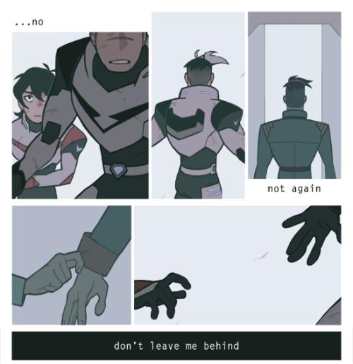 voltron | Tumblr Keith & Shiro