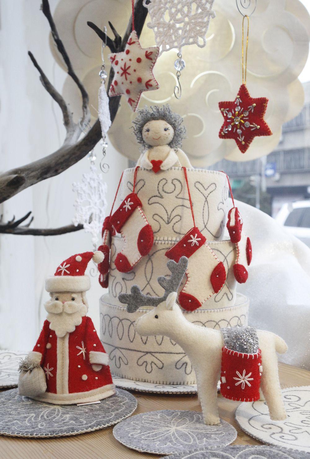 Holiday Mood In Tumar Art Salon In Bishkek. Handmade Items