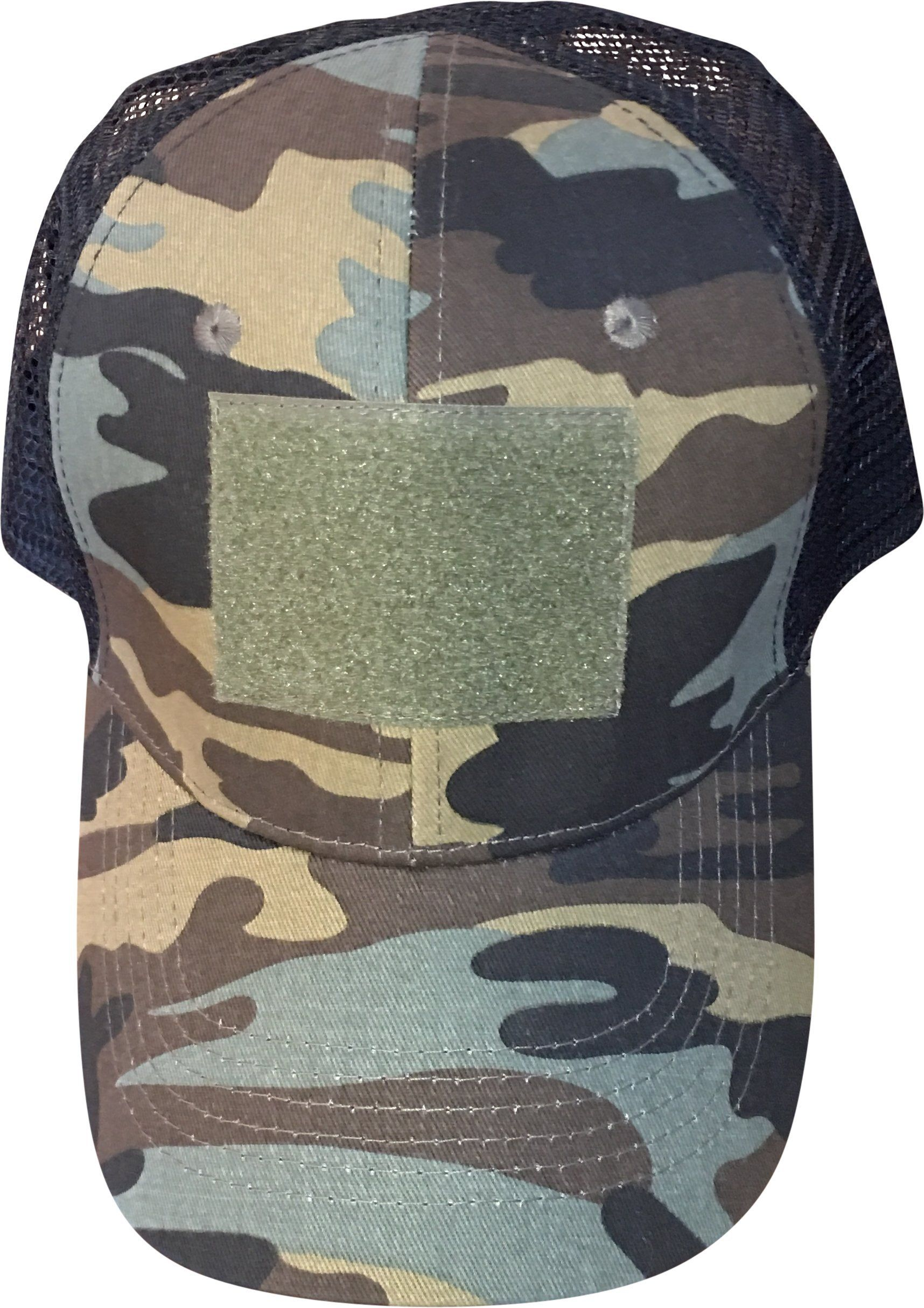 Tactical Patch Hat. High Quality Design and Thread. Perfect Size Front  Velcro for 2x3 364a05001f7b