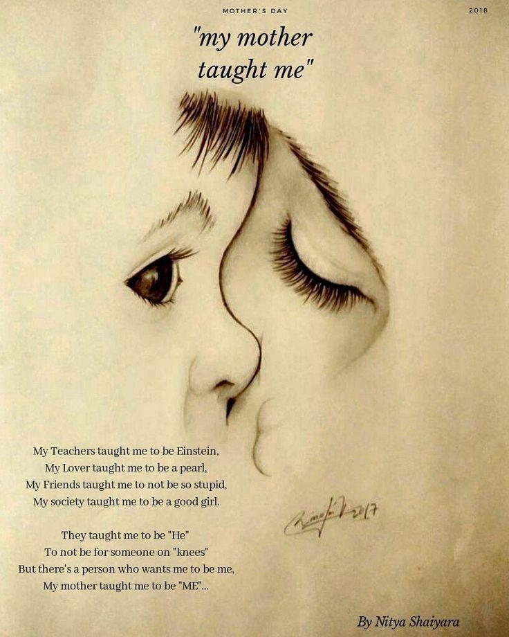 My Mother Taught Me | Nitya Shaiyara | Nitya Shaiyara