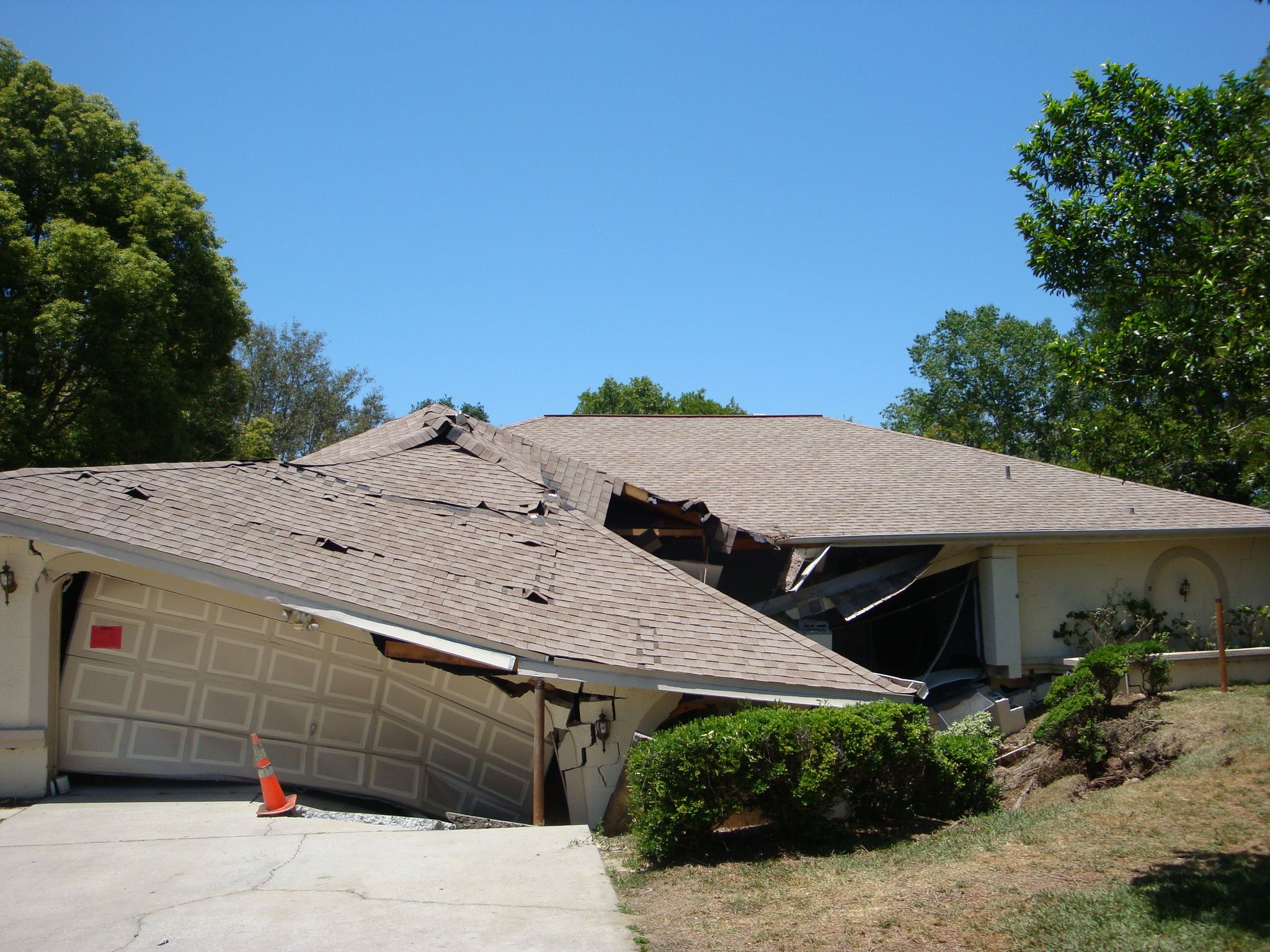 Are Repaired Sinkhole Properties In Hernando County Becoming More
