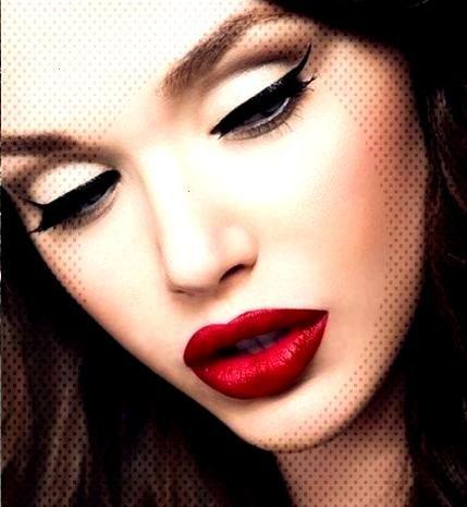 Best Hairstyles Vintage Pin Up Eyeliner Ideas - -