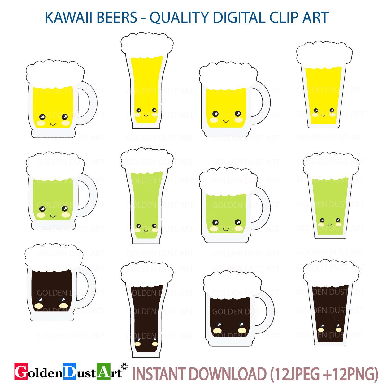 Beer Clip Art Glass Of Beer Clipart Kawaii Beer Alcohol Clipart Beer Digital Beer Clipart Png Drinking Clipart Party Clip Art Beer Clipart Party Clipart