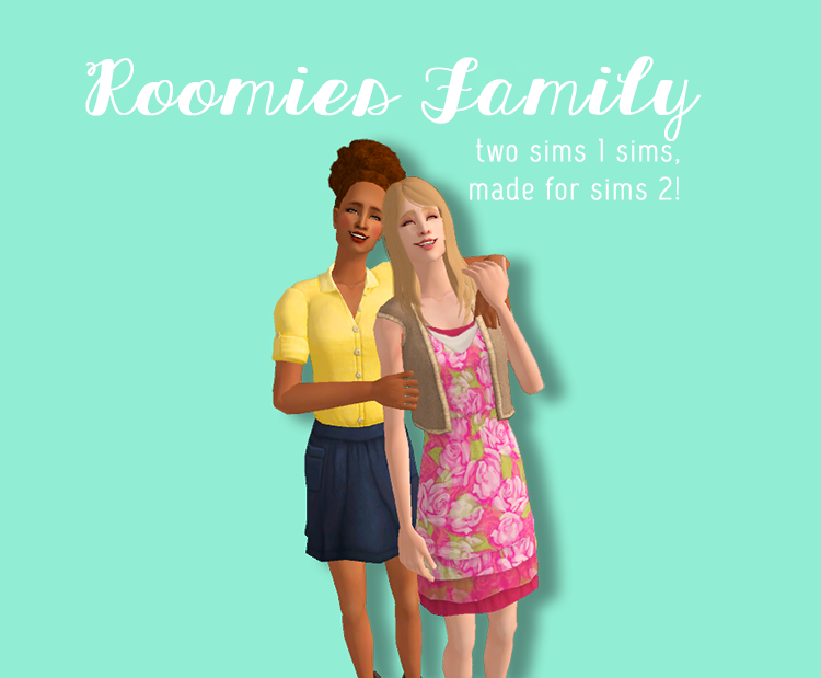 Roomies Melissa Chris Images Sims