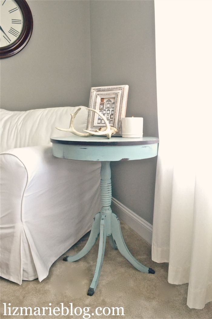 I D Love A Small End Table Like This For The Nursery