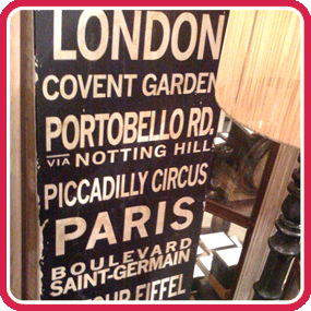 London and Covent Gardens... love both of these places.