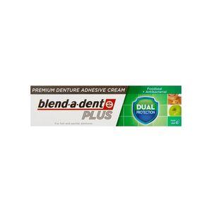 Blend A Dent Plus Dual Protection Premium Denture Adhesive Cream 40g 1 4 Oz