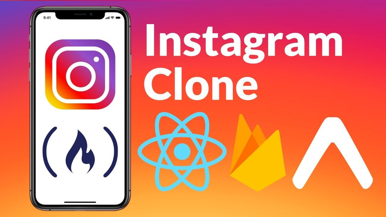 Build An Instagram Clone With React Native Firebase Firestore Redux Expo Full Course React Native Coding Camp Mobile App Development Companies