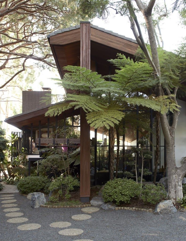 smalley house los angeles ca usa 1973 architect a quincy