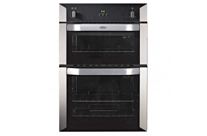 Belling Gas 90cm Double Oven NG - favourite, but awaiting internal measurements and service details.
