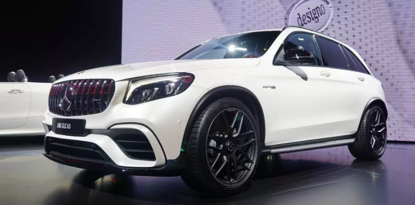 2018 Mercedes Benz Glc Colors Release Date Redesign Price Gls Coupe Variation Debut At The 2017 Shanghai Auto Show And Move Forward To