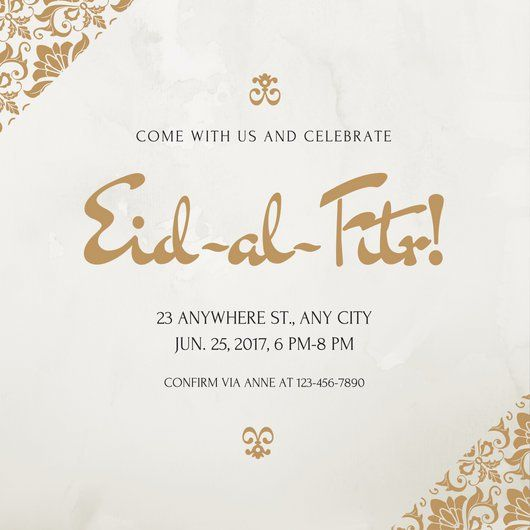 Image result for eid invitation ecards GRAPHIC IDEA Pinterest Eid