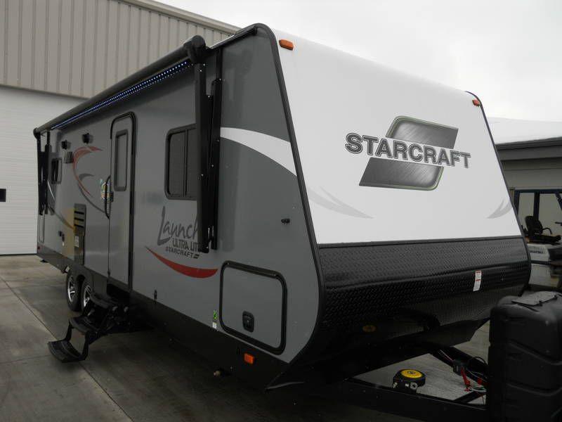 2016 Starcraft Launch 24 Rls Travel Trailers Rv For Sale In Richfield Wisconsin Roskopf S Rv Center Ltd Rvt Com 2477 Starcraft Rv For Sale Richfield