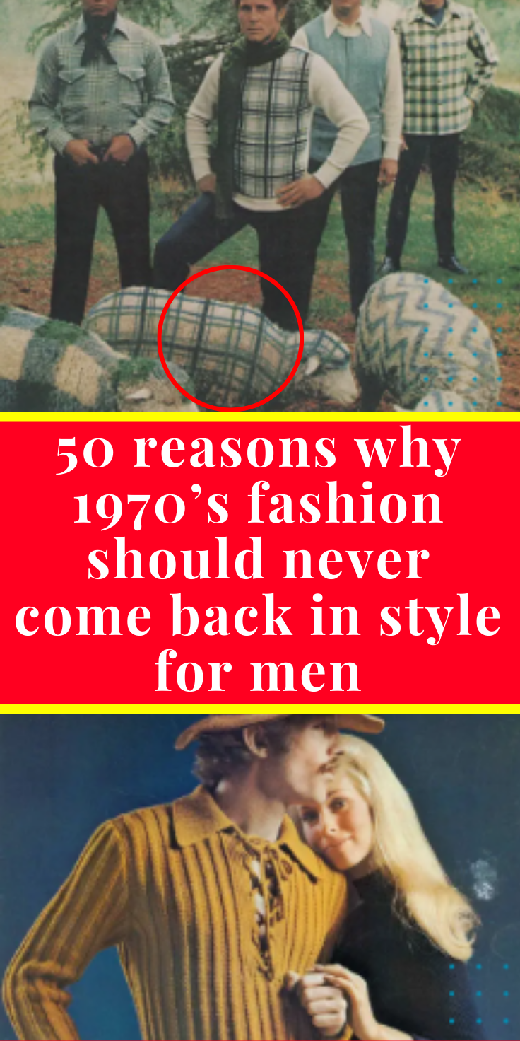 50 Reasons Why 1970 S Fashion Should Never Come Back In Style For Men In 2020 Good Jokes Girl Photography Poses Fashion Mark