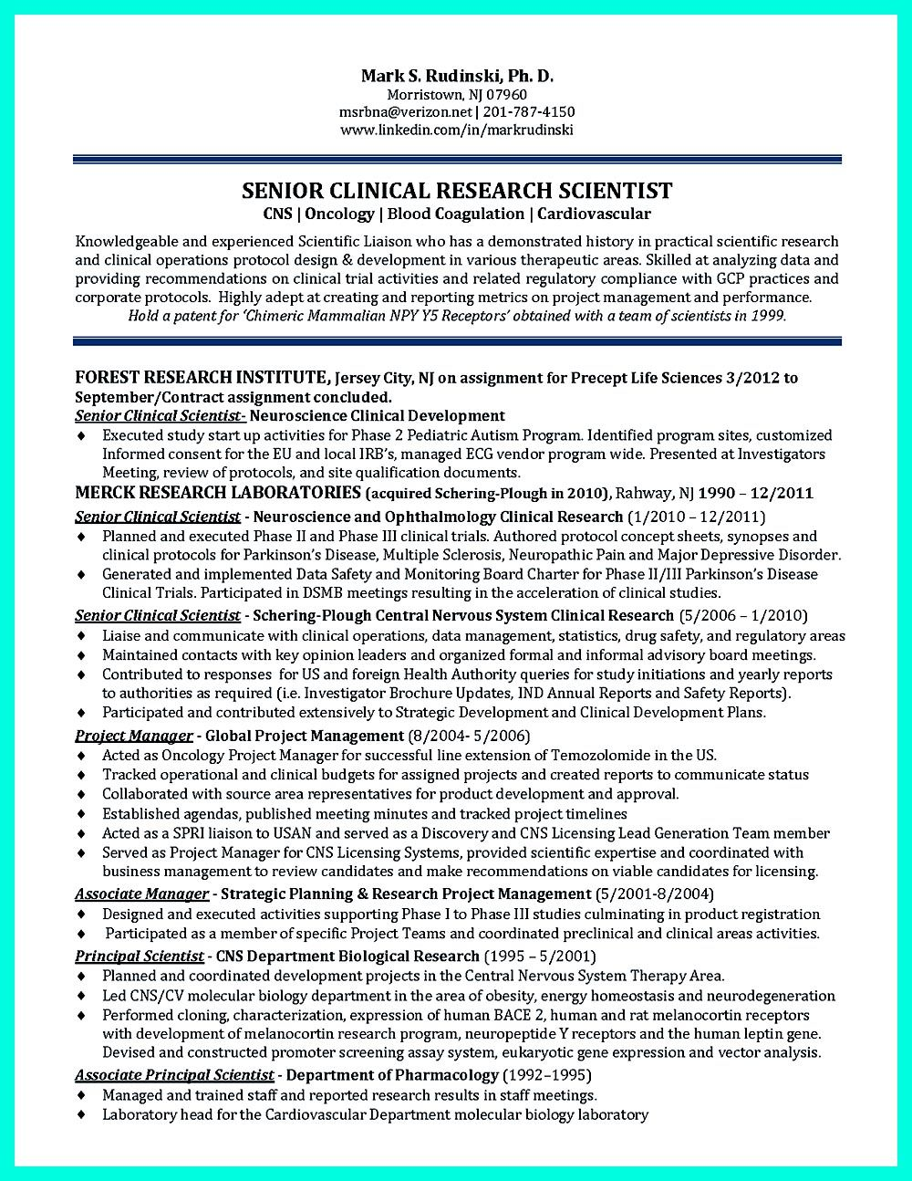 Clinical Research Associate Resume Objectives Are Needed To Convince Your Future Company That Your G Clinical Research Medical Assistant Job Description Resume