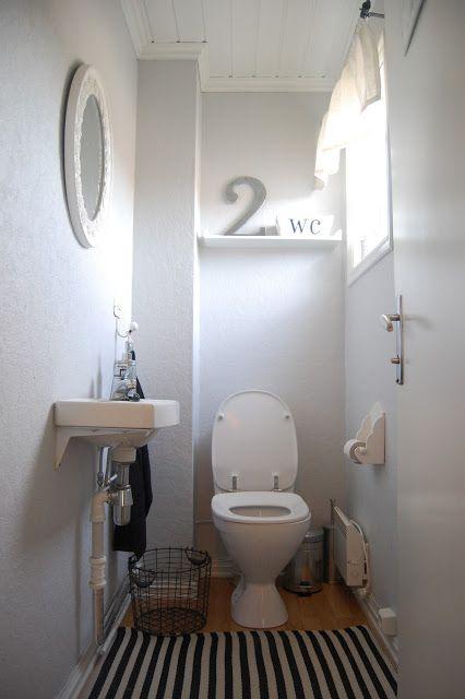 gjestetoalett inspirasjon - Google-søk Lite bad Pinterest - sonos play 1 badezimmer