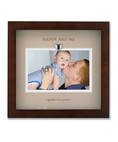 Brown Beige Daddy Me Frame By Lawrence Frames On Zulily Gifts
