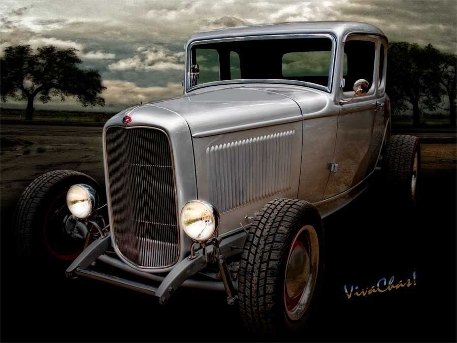 32 5 Window Coupe Rainy Day Cruise is all about the ride - don\'t ...