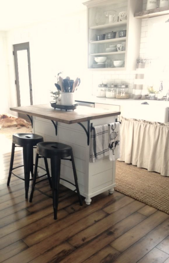 Kitchen Cart Ideas: Help Small Spaces Live Larger Now