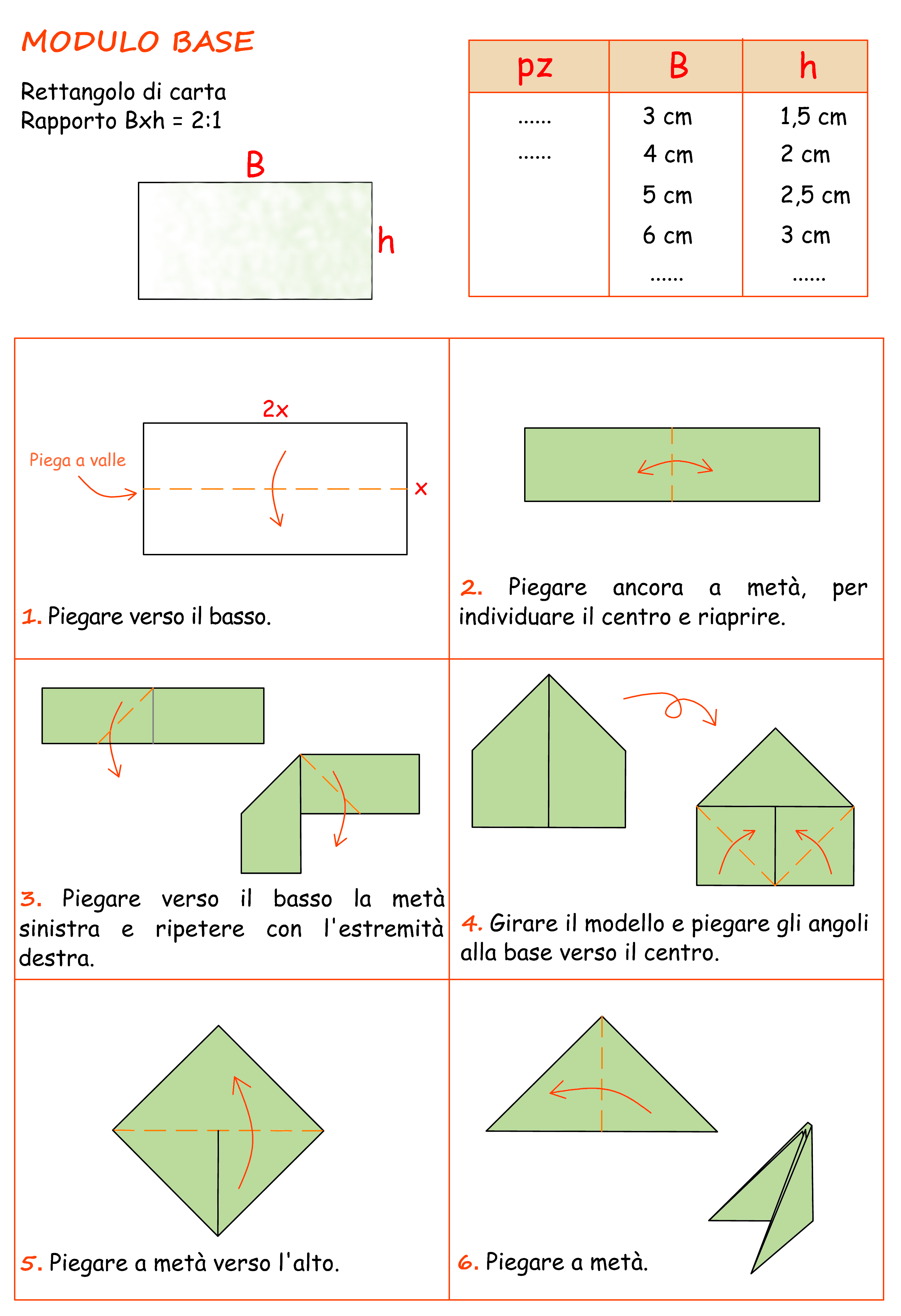 Modulo Origami 3d Pinterest And Diagrams