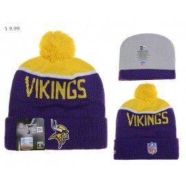 4d545e9ca NFL Minnesota Vikings Beanies NE Biggest Fan Knit Hat MVKH06
