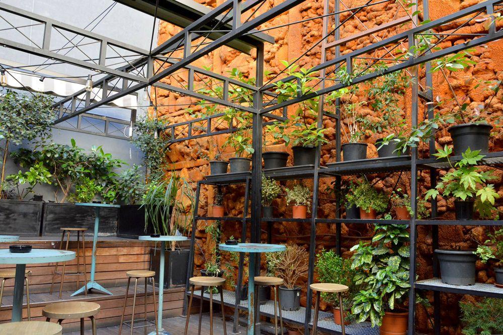 Tartan Roof Círculo De Bellas Artes In 2019 Casa Finde