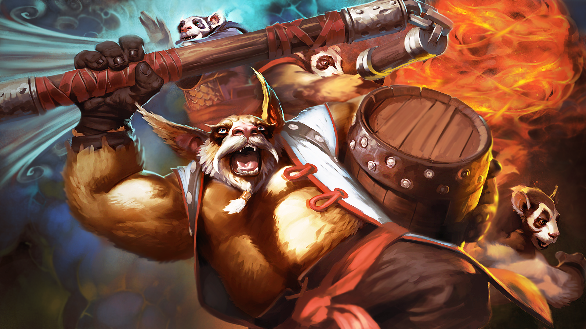 Brewmaster Wallpapers Dota  Hd Wallpapers
