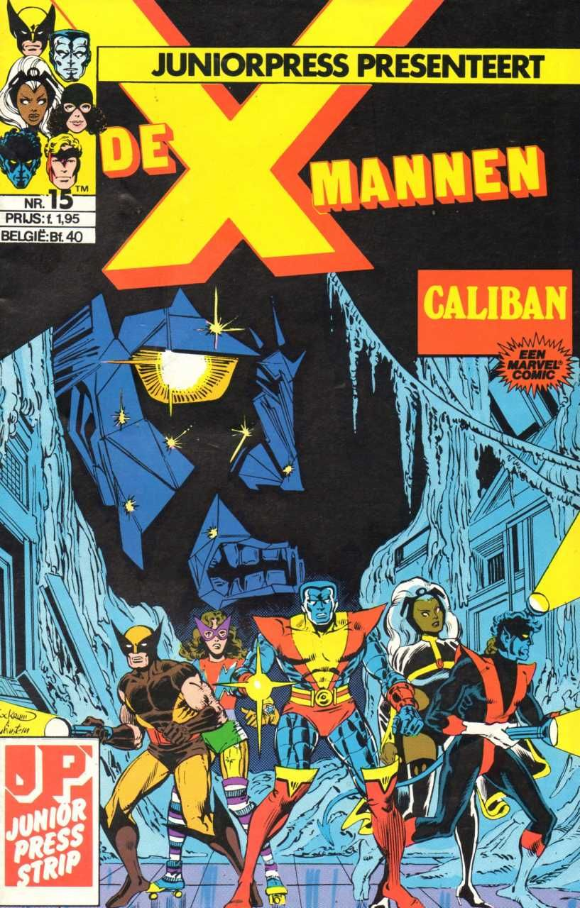 X-Mannen #15 Caliban
