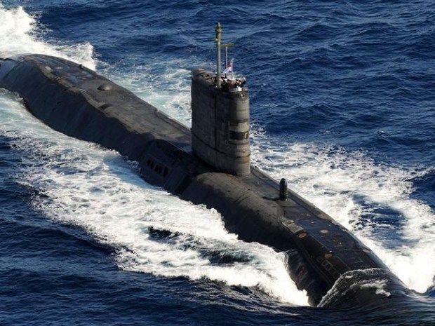 Repudio al envío del submarino nuclear inglés a Malvinas