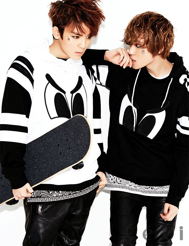Ricky and Niel - Ceci Magazine January Issue '14