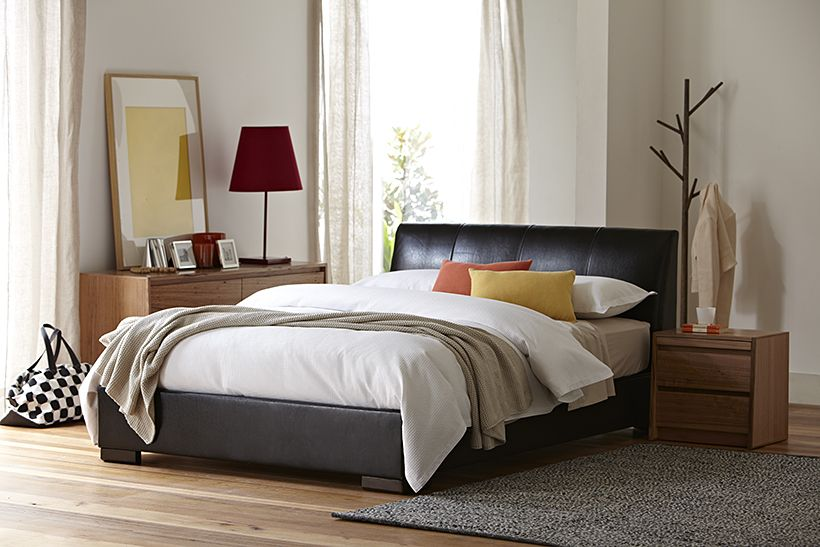Kenton Bed Frame (Gas LIft) | Storage Beds | Beds - Snooze Need one ...