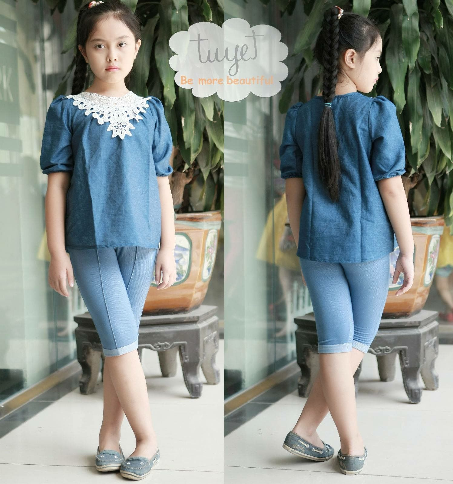 Denim outfit · Tuyetclothing · Online Store Powered by Storenvy